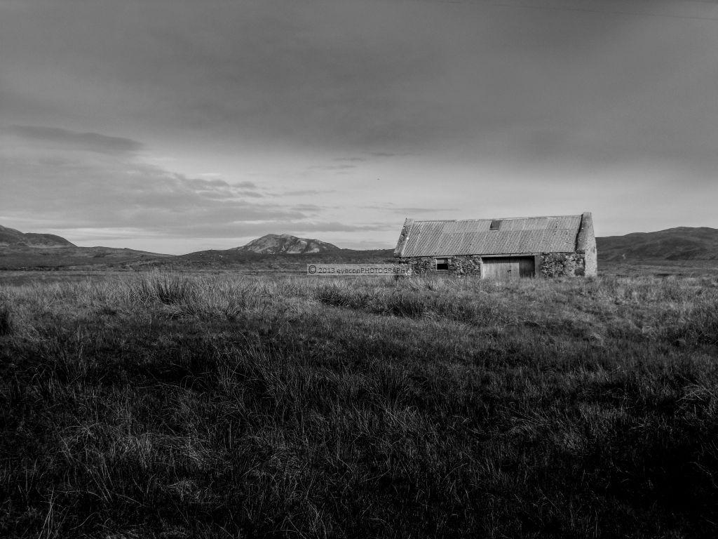 Barn in the Glen