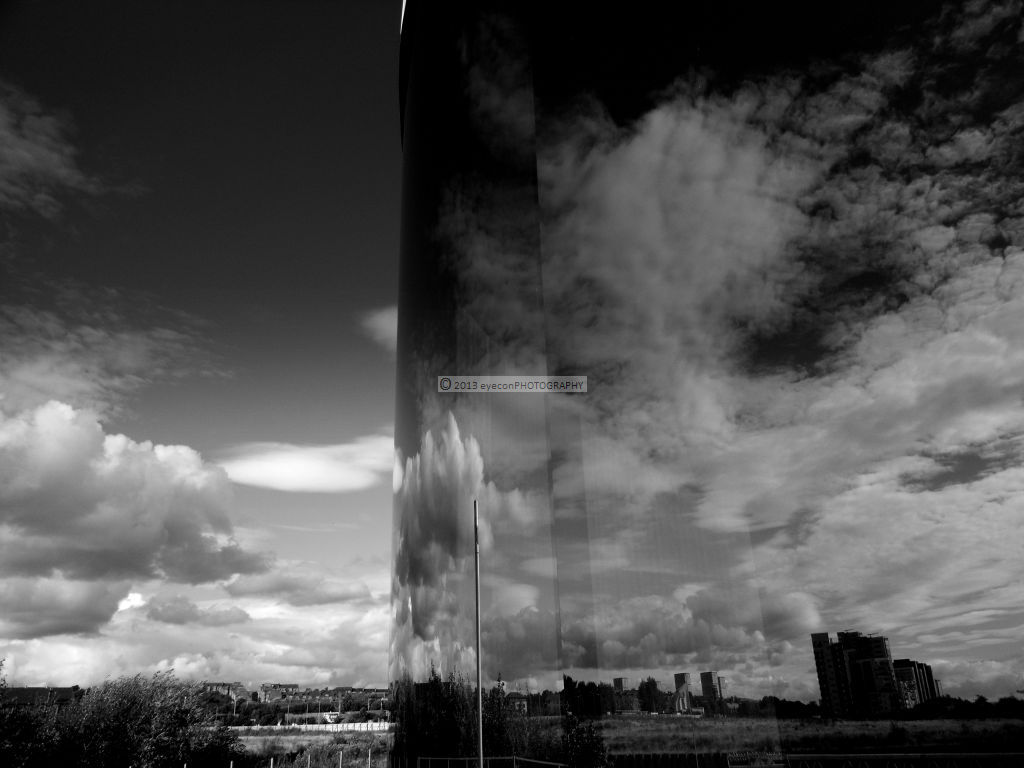 Reflections of the Cityscape