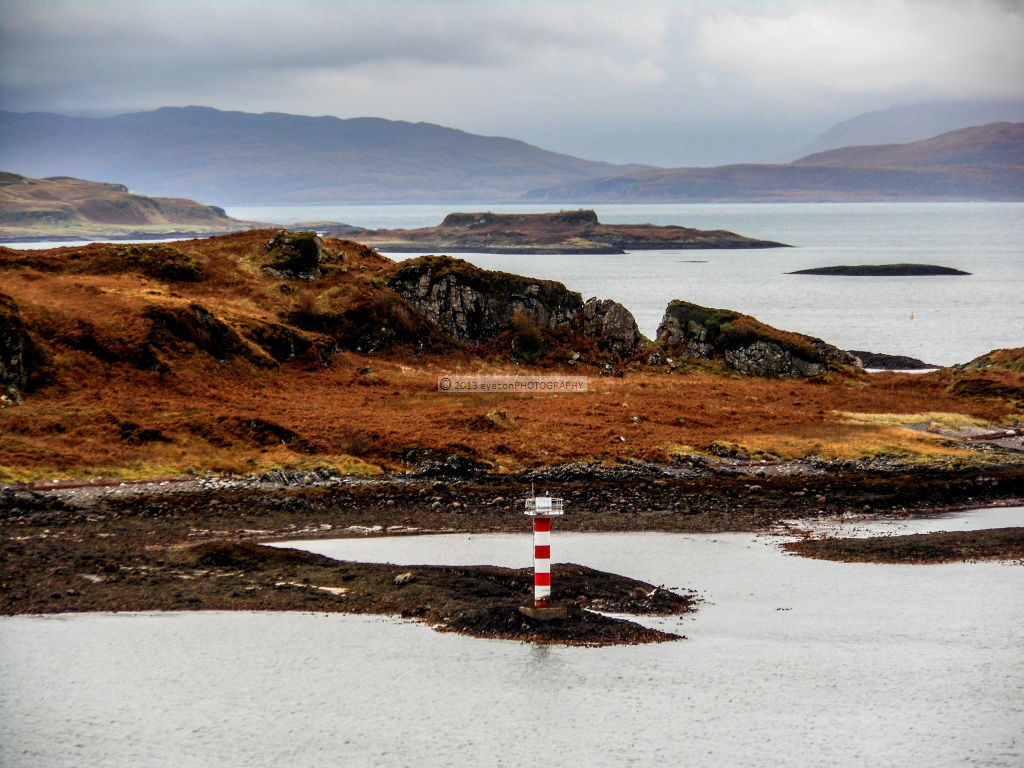 Kerrera Island Light Beacon