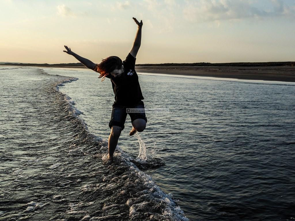 Coastline jump