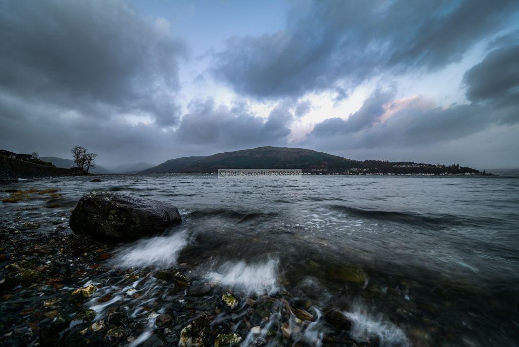 Holy Loch High Tide