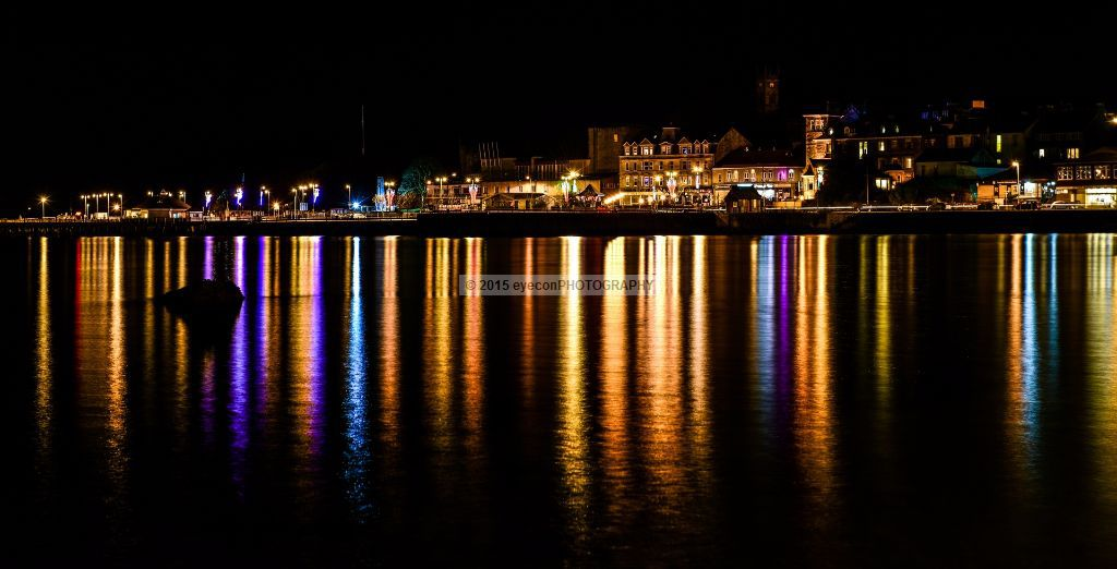 Lights of Dunoon