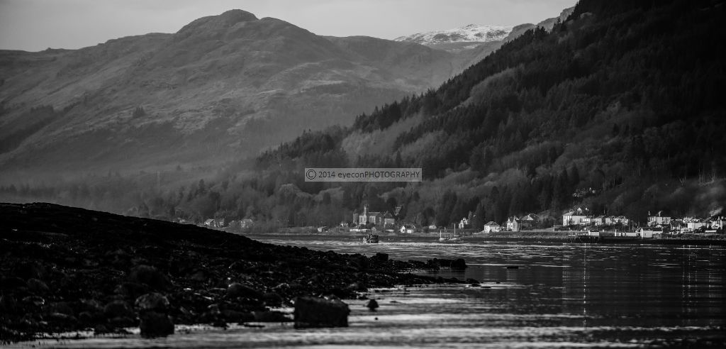 Shoreline of Holy Loch