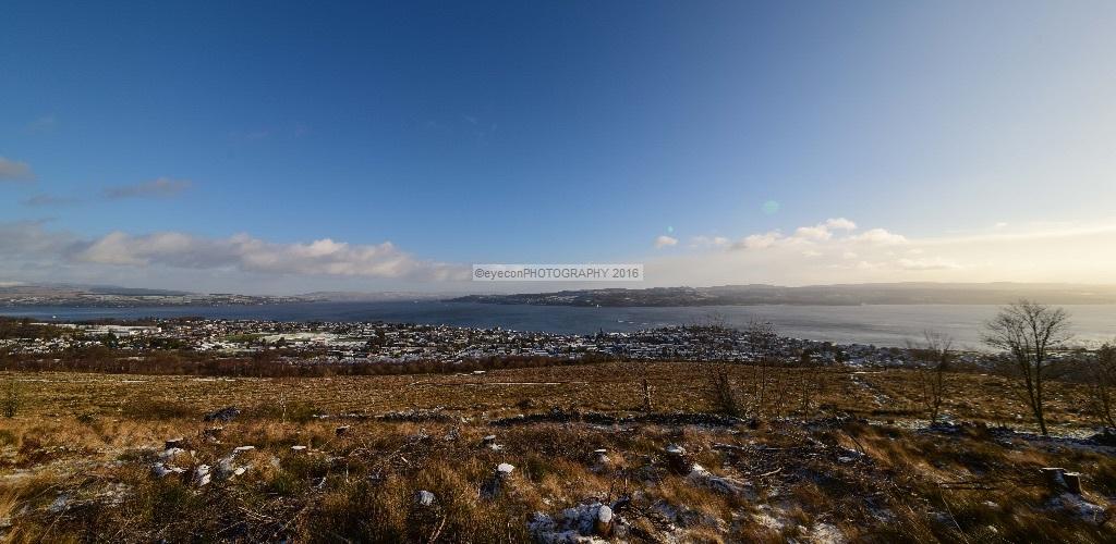 Winter in Dunoon