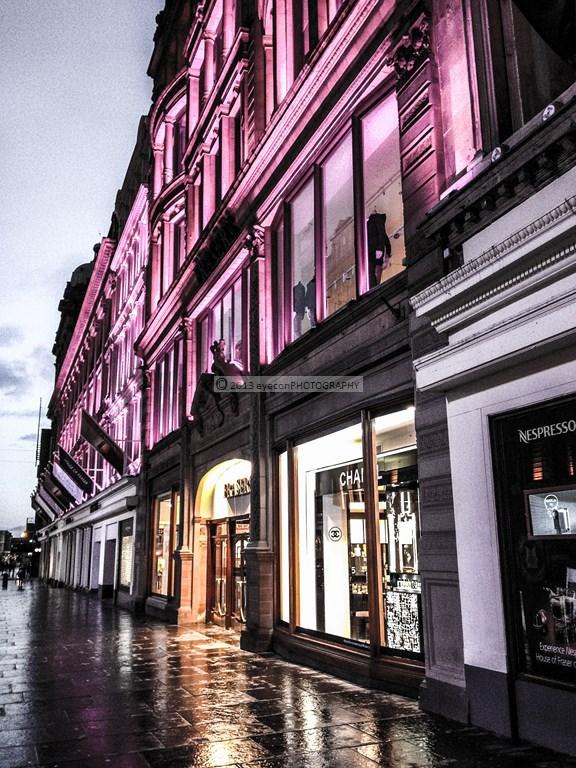 Buchanan Street Shops