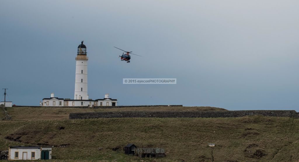 Lighthouse Maintenance Chopper