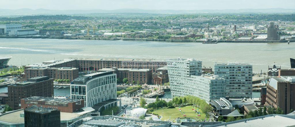 Liverpool One and Albert Dock