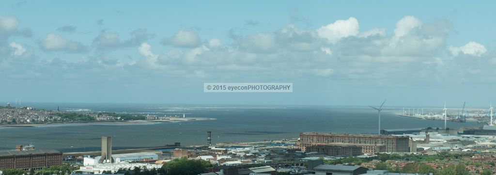 Stanley Dock and New Brighton