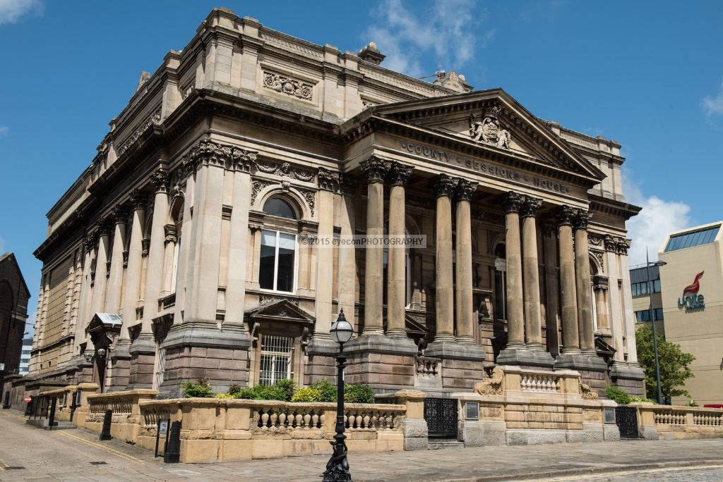 Liverpool County Sessions House