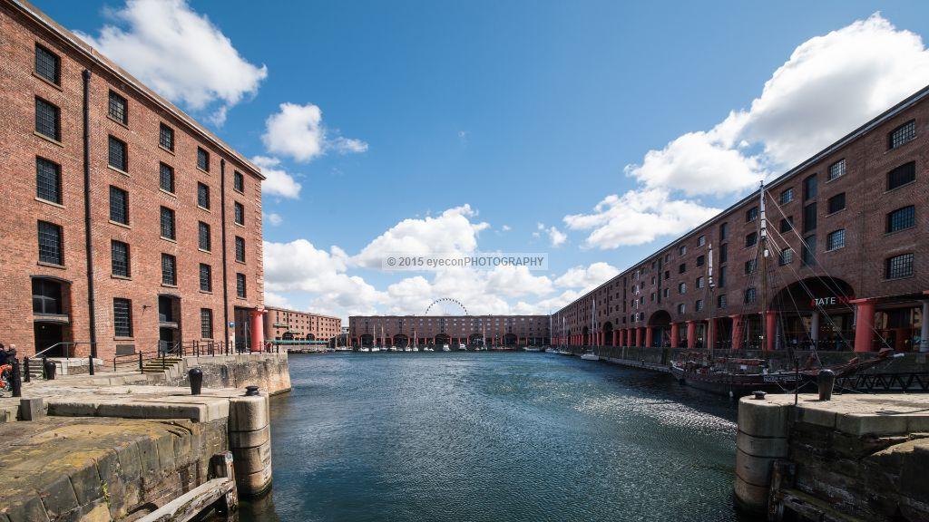 Albert Dock & Colonnades