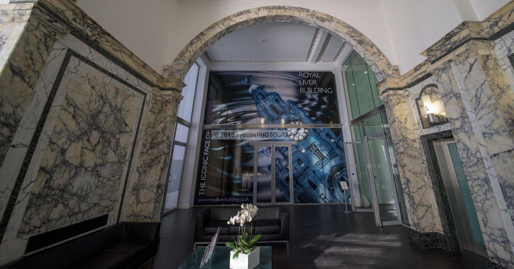 Royal Liver Buildings foyer