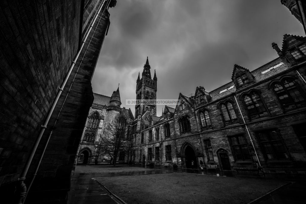 Glasgow University Buildings