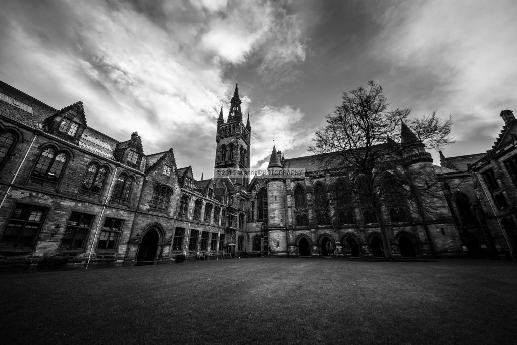 Glasgow University Buildings