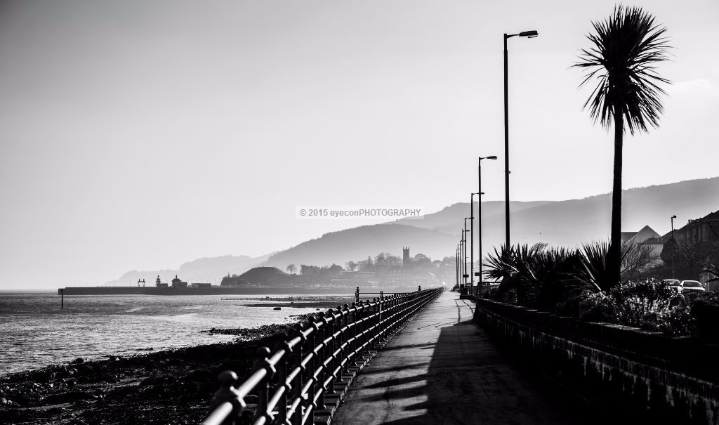 Late Summer in Dunoon