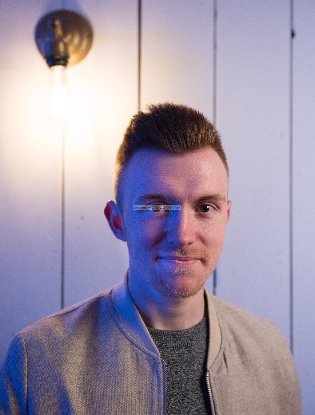 Lewis (Main Headshot)
