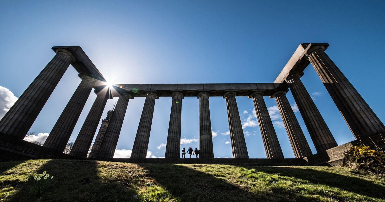 The National Monument Edinburgh