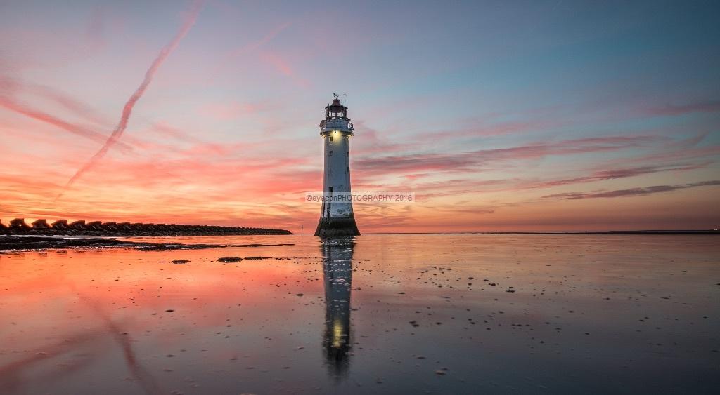 New Brighton Evening Reflections