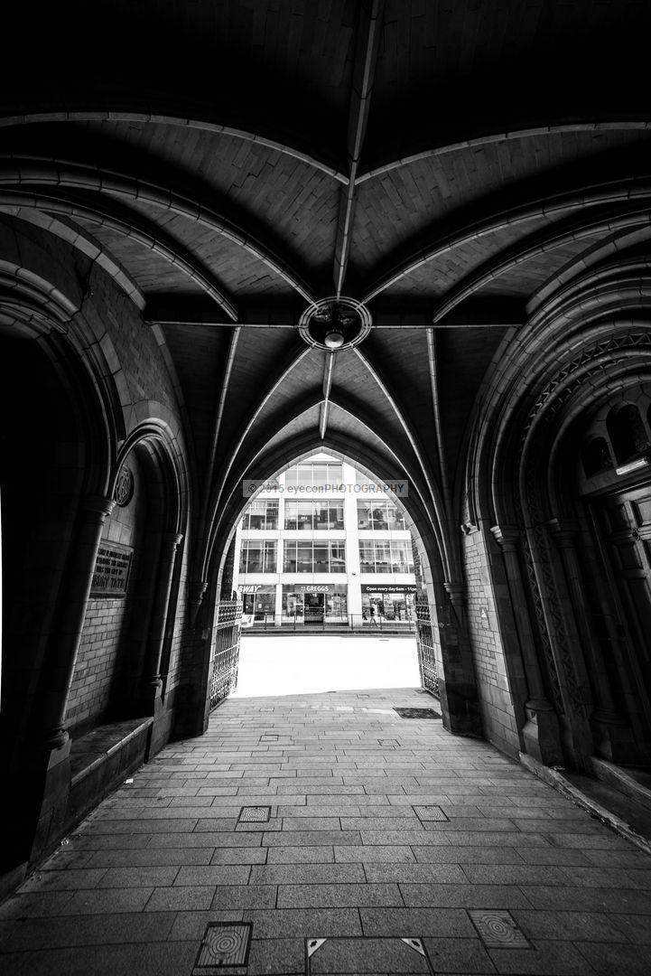 Victoria Building Arches