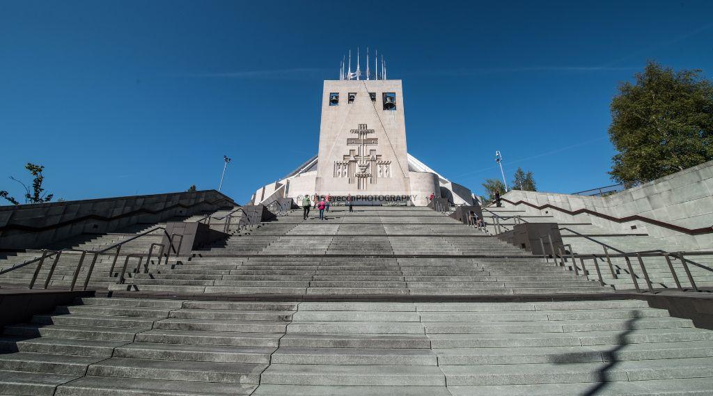 Liverpool Metropolitan Cathedral Steps