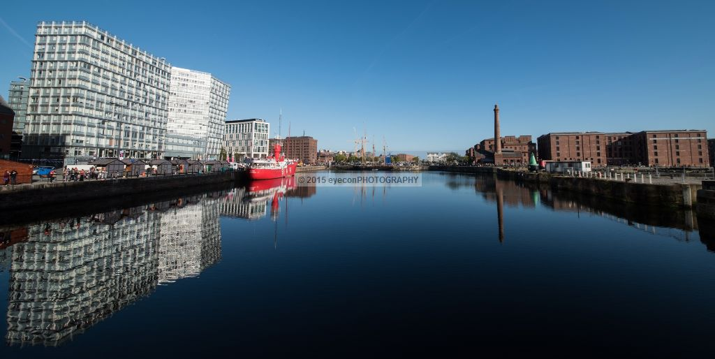 Reflections on Canning Dock