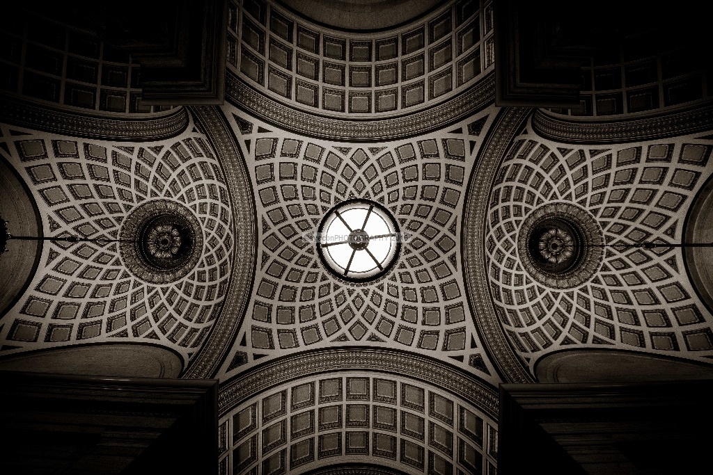 India Buildings Ceiling