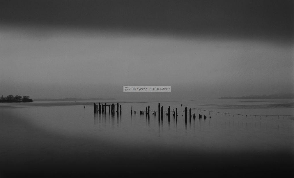 Mist On Loch Lomond