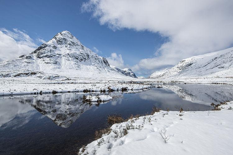 glen coe winter.