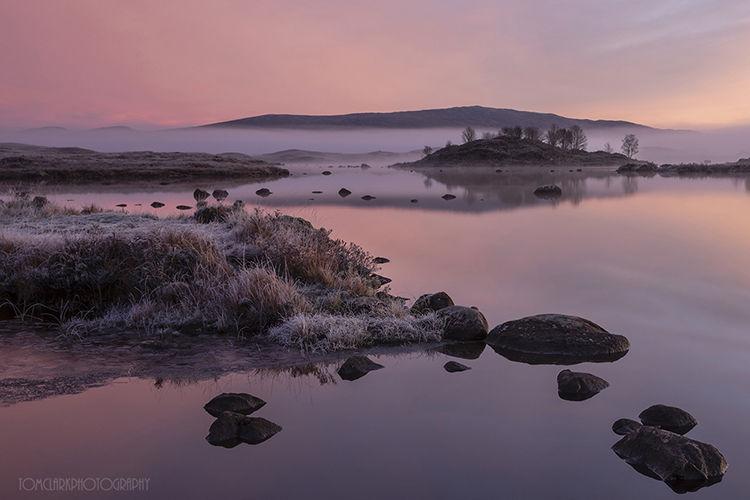 Loch Ba Morning