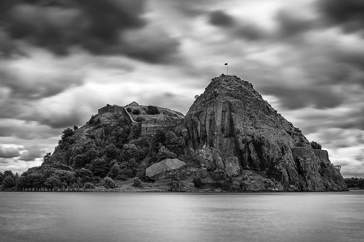 dumbarton rock and castle