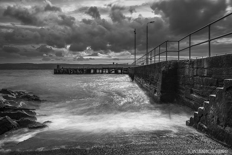 helensburgh pier.