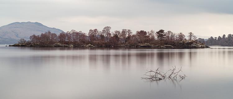 loch island