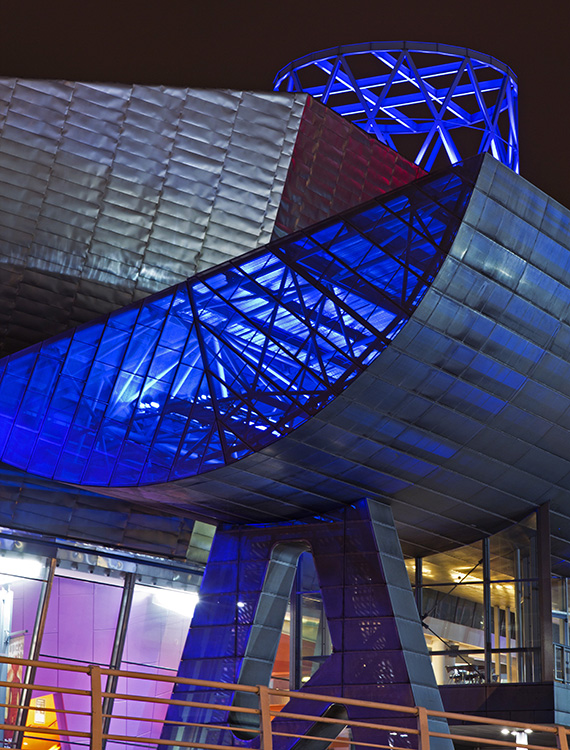 lowry theatre salford