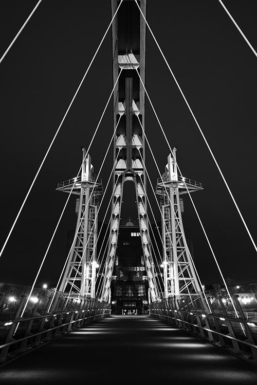 salford quays bridge