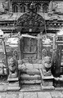 Old doorway, Kirtipur
