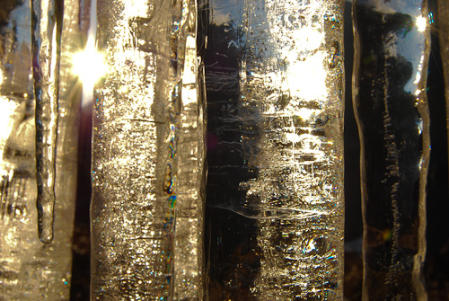 Icicles, Moel Siabod
