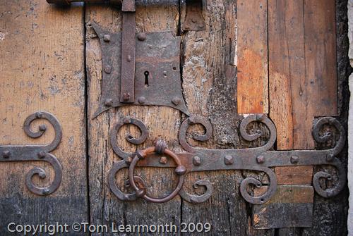 Doorway, Villefranche