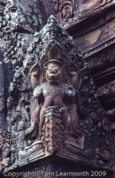 Bantay Srei temple