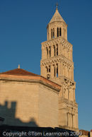 Campanile of the Cathedral of St Domnius, Split