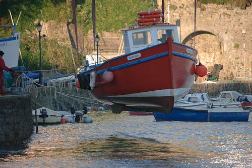 Tenby Boatlift