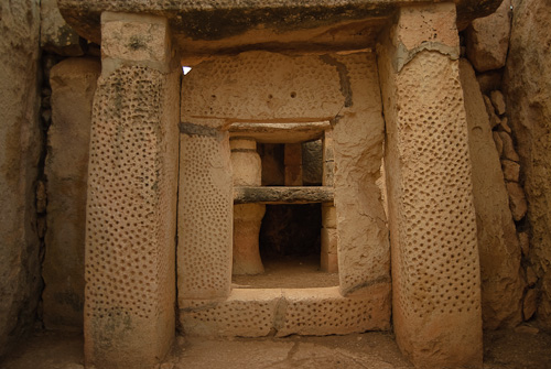 Hagar Qim ancient temple