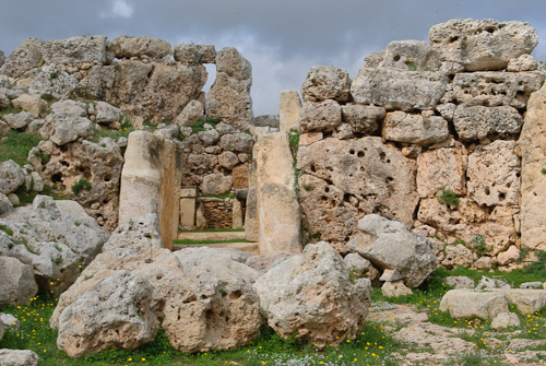 Ggantia Temple, Gozo