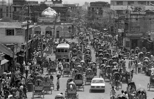 Dhaka Old City