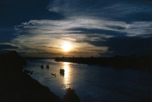 Surma River, Sylhet