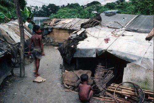 Basti, Dhaka