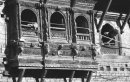 Kirtipur, traditional Newari carved window