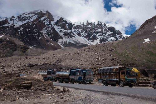 Baralarcha Pass