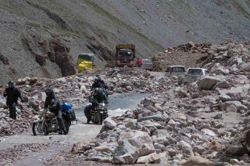 Near Baralacha pass