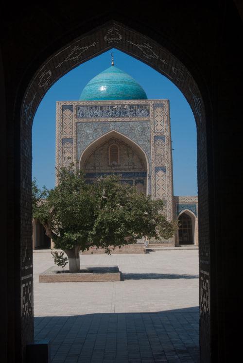 Bukhara, Kalyan Mosque