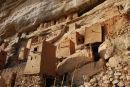 Dogon village cliff dwellings