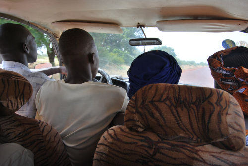 Bush taxi